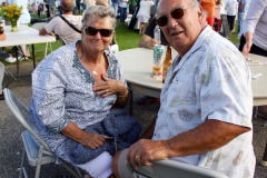 SPAT Volunteers Barbara and David Cervone