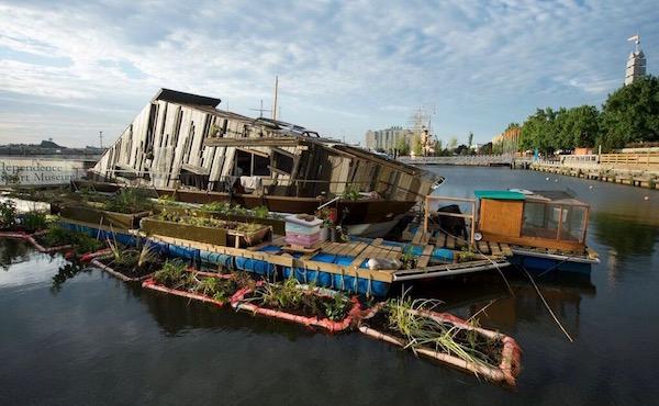 The Parrish Art Museum's Radical Take on Seafaring