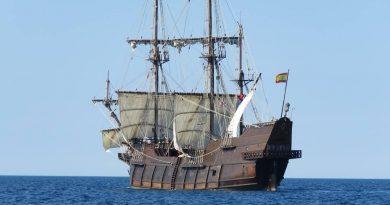 "Spanish Galleon ""El Galeón"" to Call in Greenport"